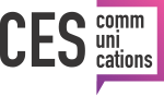 CES Communications Logo